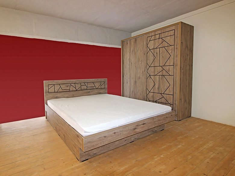 featured bed